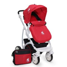 Carucior 3 in 1 Tala Red - Moni