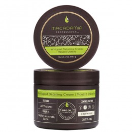 Crema pentru Definire si Textura - Macadamia Professional Whipped Detailing Cream, 57g