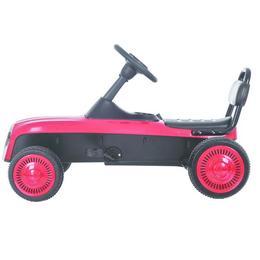 Kart cu pedale Retro Red - Moni