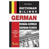 Dictionar Roman-German, German-Roman - Diana Badea, editura Eduard
