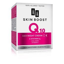 Crema de zi si de noapte cu coenzima Q10Skin Boost Q10 Oceanic - 50 ml