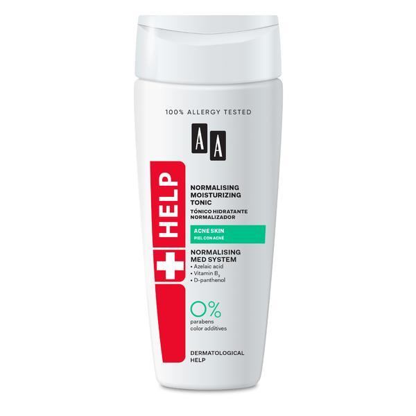 Apa tonica hidratanta antiacneica AA Help Oceanic - 200 ml imagine produs