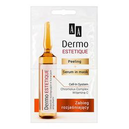 Serum tratament pentru depigmentare AA Dermo Estetique Oceanic - 10 ml