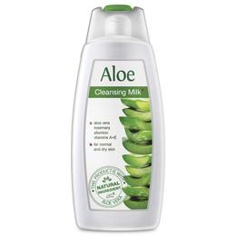 Lapte demachiant Aloe Vera - Rosa Impex - 250 ml