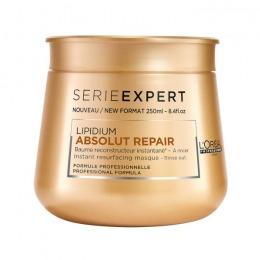 Masca Reparatoare pentru Par Deteriorat - L'Oreal Professionnel Absolut Repair Lipidium Masque 250ml
