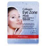 Masca anti-rid si anti-cearcane cu colagen Collagen Eye Zone Mask  Camco - 30 benzi