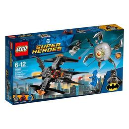 LEGO Super Heroes - Batman: Doborarea lui Brother Eye (76111)