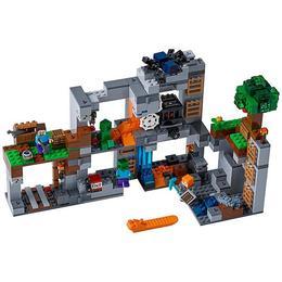 LEGO Minecraft - Aventurile din Bedrock (21147)