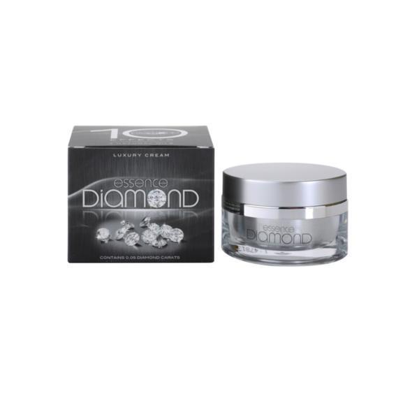 Crema de fata 10 efecte si 4 uleiuri naturale cu pulbere de Diamante - Diet Esthetic Diamond Essence Cream 50 ml