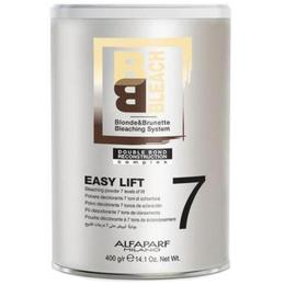 Pudra Decoloranta 7 Tonuri - Alfaparf Milano BB Bleach Easy Lift Bleaching Powder 7 Levels of Lift, 400g