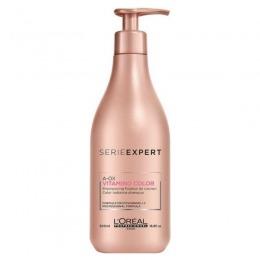 Sampon pentru Par Vopsit -L'Oréal Serie Expert A-OX Vitamino Color Shampoo 500 ml
