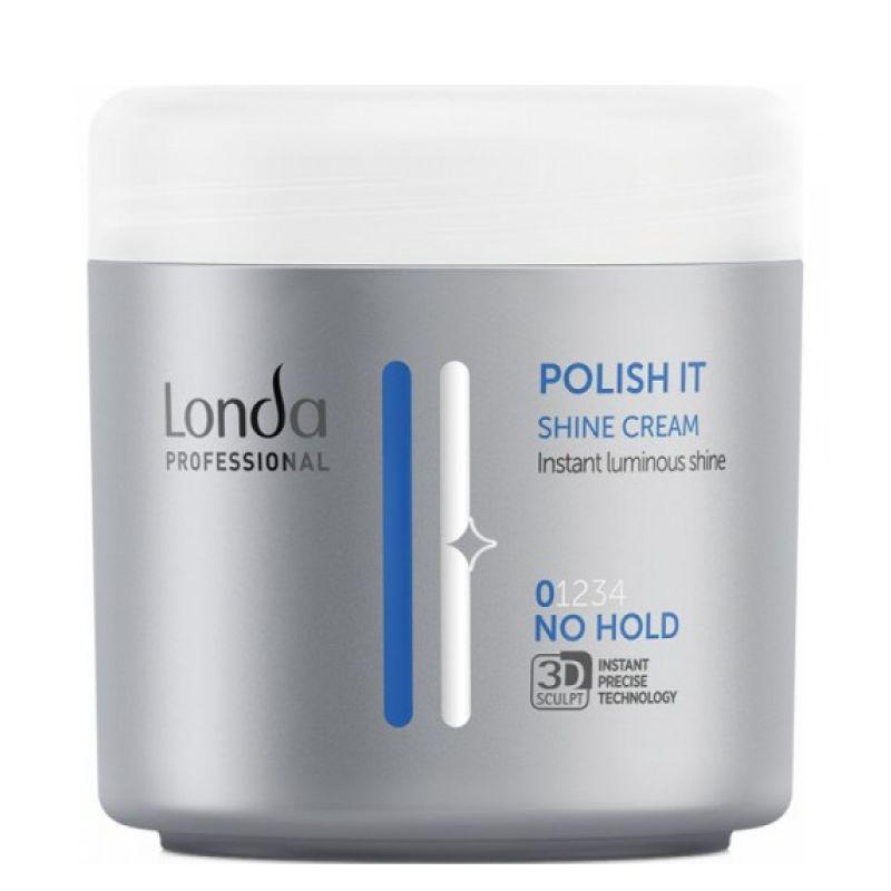 Crema pentru Stralucire - Londa Professional Polish Shine Cream 150 ml imagine produs