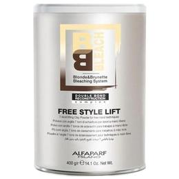 Pudra Decoloranta pentru Tehnici Libere - Alfaparf Milano BB Bleach Free Style Lift Bleaching Powder, 400g
