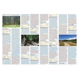 Muntii Calimani - Harta de drumetie - Muntii nostri, editura Schubert & Franzke