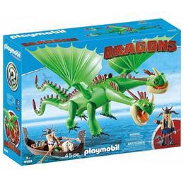 Playmobil Dragons - Gemeni Cu Barf si Belch