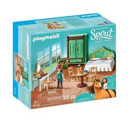 Playmobil Spirit - Dormitorul Lui Lucky