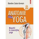 Anatomie pentru yoga - Blandine Calais-Germain, editura Polirom