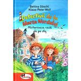 Detectivii de la Marea Nordului: Misterioasa casa de pe dig - Bettina Goschl, Klaus-Peter Wolf, editura Aramis