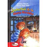 Detectivii de la Marea Nordului: Hotelul bantuit - Bettina Goschl, Klaus-Peter Wolf, editura Aramis