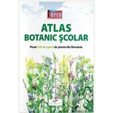 Atlas botanic scolar, editura Cd Press