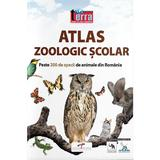 Atlas zoologic scolar, editura Cd Press