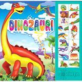 Dinozauri (carte cu sunete) - Inesa Tautu, Petru Petreanu, editura Dorinta