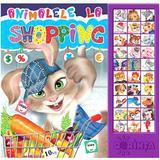 Animalele la shopping (carte cu sunete) - Inesa Tautu, Tatiana Varvariuc, editura Dorinta