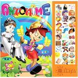 Antonime (carte cu sunete) - Inesa Tautu, Petru Petreanu, editura Dorinta