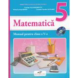 Matematica - Clasa 5 - Manual + CD - Cristian Alexandrescu, Alina Carmen Birta, editura Cd Press