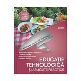 Educatie tehnologica si aplicatii practice - Clasa 5 - Manual + CD - Ramona-Eugenia Popescu, editura Corint
