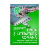 Limba romana - Clasa 5 - Manual (Limba maghiara) + CD - Maxim Andreia-Nicoleta, editura Corint