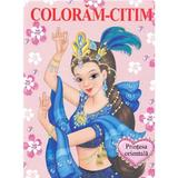 Printesa Orientala. Coloram-Citim, editura Biblion