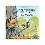 Aventurile unui pui de vulpe - Sa cunoastem lumea inconjuratoare!, editura Biblion