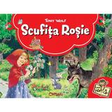Scufita Rosie. Carte Pop-up - Tony Wolf, editura Crisan