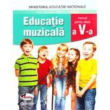 Educatie muzicala - Clasa 5 - Anca Toader, Valentin Moraru, editura Aramis