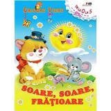 Soare, soare, fratioare - Grigore Vieru, editura Biblion