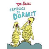 Carticica de dormit - Dr. Seuss (Cartea cu Genius), editura Grupul Editorial Art