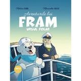 Aventurile lui Fram, ursul polar - Adrian Barbu, Alexandra Abagiu, editura Curtea Veche