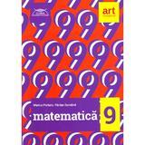 Matematica - Clasa 9 - Clubul matematicienilor - Marius Perianu, Florian Dumitrel, editura Grupul Editorial Art