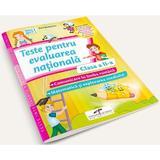 Teste pentru Evaluarea nationala. Limba romana. Matematica - Clasa 2 - Iliana Dumitrescu, editura Cd Press