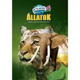 Allatok Angol-Magyar Kepes Atlasz (Animale atlas ilustrat Hu-Eng), editura Roland