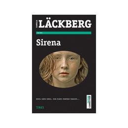 Sirena - Camilla Lackberg, editura Trei