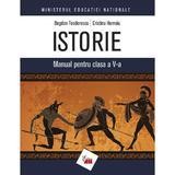 Istorie - Clasa 5 - Manual + CD - Bogdan Teodorescu, Cristina Hornoiu, editura All