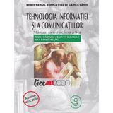Tehnologia informatiei si comunicatiilor - Clasa 9 - Manual - Radu Marsanu, Razvan Bologa, editura All