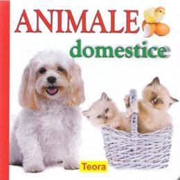 Animale domestice - Diana Rotaru, editura Teora