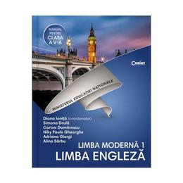 Limba engleza (limba moderna 1) - Clasa 5 - Manual + CD - Diana Ionita, Simona Drula, Corina Dumitrescu, editura Corint