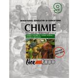 Chimie Clasa a 9-a - Marius Andruh, Liana Avram, Daniela Bogdan, editura All