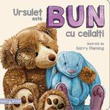 Bebe invata - Ursulet este bun cu ceilalti, editura Litera