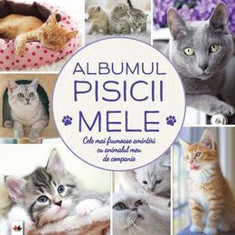 Albumul pisicii mele, editura Litera