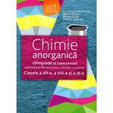 Chimie Anorganica (cartonat). Olimpiade Si Concursuri - Doicin Luminita Irinel, Girtan Silvia, editura Grupul Editorial Art